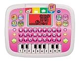 Vtech - 139455 - Jeu Électronique - Tablette P'tit - Genius Ourson - Rose