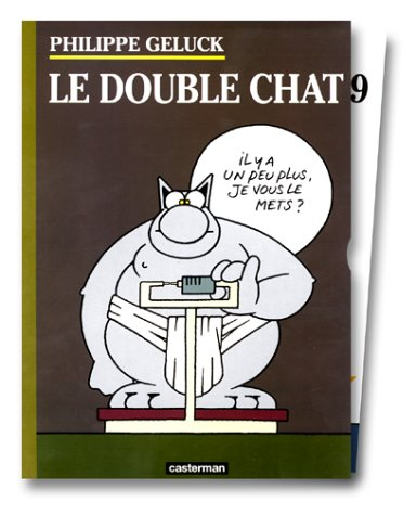 Coffret: Le double Chat, 2 albums