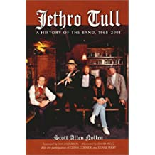 Jethro Tull: A History of the Band, 1968-2001