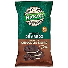Biocop Tortitas de Arroz con Chocolate Negro - 100 gr