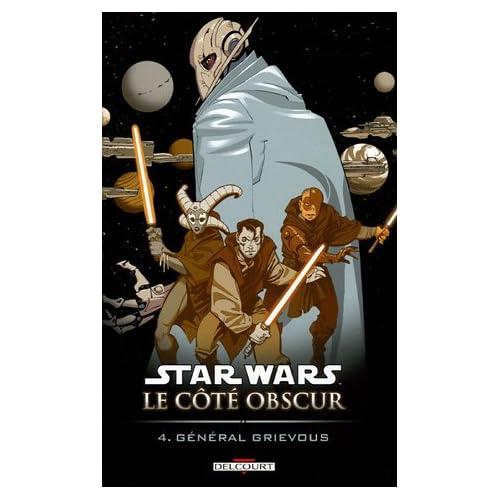 Star Wars, Le côté obscur, Tome 4 : Général Grievous