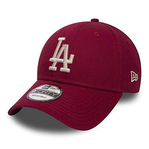 New Era League Essential Cap 9Forty LOSDOD Linie Los Angeles Dodgers, Unisex Erwachsene, mehrfarbig (carstn)