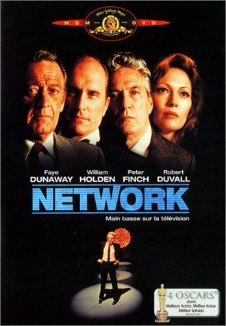 Network, main basse sur la télévision [FR Import]