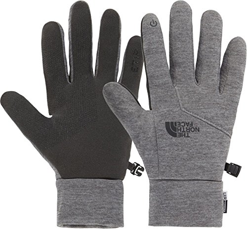 The North Face Wo Etip Gants Femme, TNF Mid Grey Heather (STD), FR : S (Taille Fabricant : S)