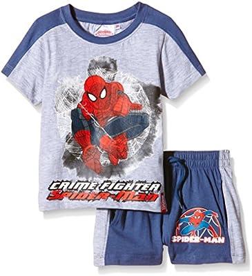 Marvel Spiderman - Conjunto de ropa Niños