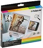 Polaroid Smartphone Lupe 3-fach Vergrößerung mit 3D Effekt Smartphone Handy Bildschirm vergrößern Lesehilfe