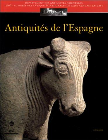 Antiquités de l'Espagne : Dépôt au Musée des antiquités nationales de Saint-Germain-en-Laye