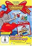 Benjamin Blümchen - ...hat Geburtstag/...als Wetterelefant (+ Hörspiel-CD) [2 DVDs]