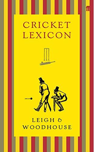 Cricket Lexicon por David Woodhouse