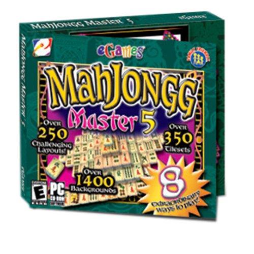 Mahjongg Master 5 Schmuckkästchen, PC