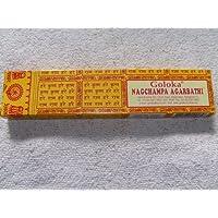 Goloka NAGCHAMPA AGARBATHI 16 Gramm preisvergleich bei billige-tabletten.eu