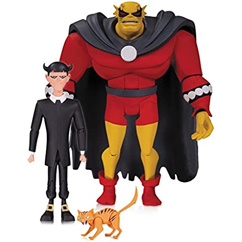 Batman La Serie Animada Figura Etrigan with Klarion 15 cm