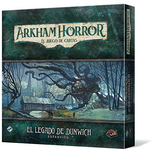 Comprar Fantasy Flight Games- Arkham Horror el Legado de Dunwich - español, Color (FFAHC02)