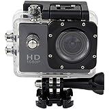 Actioncam Sportcam Unterwasserkamera wasserdicht Full HD 1080P
