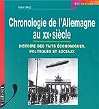 Chronologie de l'Allemagne au XXe siècle