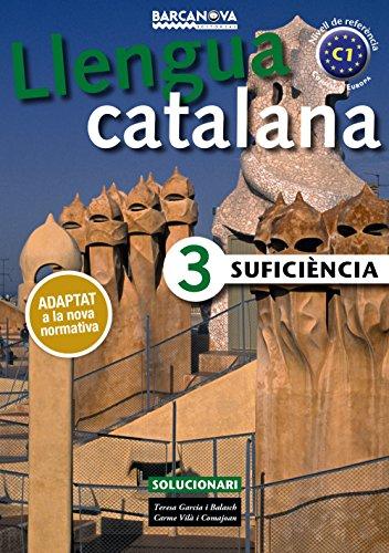 Suficiència 3. Solucionari (Materials Educatius - Català Per A Adults)