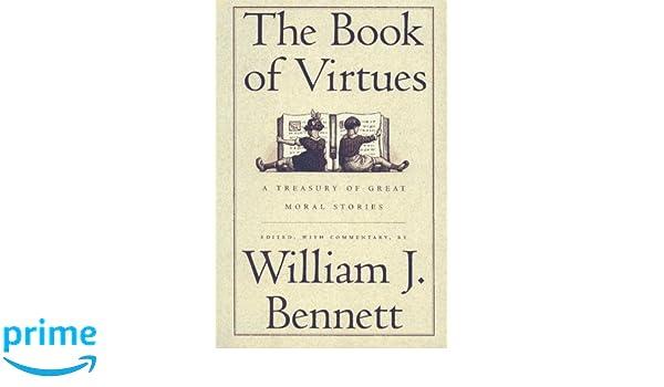 8fcfef065d2 Amazon.fr - Book of Virtues - William J. Bennett - Livres