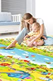Kids Cushion Play Mat Baby Toddlers Size...