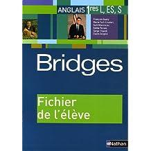 Anglais 1e L, ES, S : Fichier de l'élève