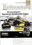 Neue Reifenzeitung 2 2018 Conti Aufspaltung Motorradreifen Zeitschrift Magazin Einzelheft Heft Reifen