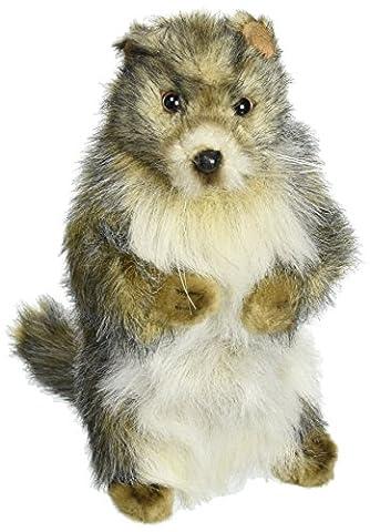 Nounours Et Les Marmottes - Anima - Peluche Marmotte - 25