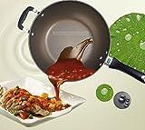 ASTAR 32cm antiadhésive poêle à frire ne cuisinière à gaz de fumées ustensiles de cuisine commune expédition de WG8332EHL