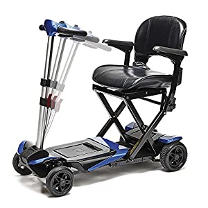 Electric Scooter Folding Lightweight Wheeled antivuelco i-transfomer of Apex