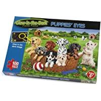 Paul Lamond Glow in the Dark Puppies Puzzle