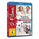 Mamma Mia! - Der Film/Wenn Liebe so einfach wäre [Blu-ray]