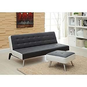 samba banquette convertible lit pouf 3 places si cuisine maison. Black Bedroom Furniture Sets. Home Design Ideas