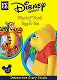 Disney Hotshots Winnie The Pooh & Tigger Too