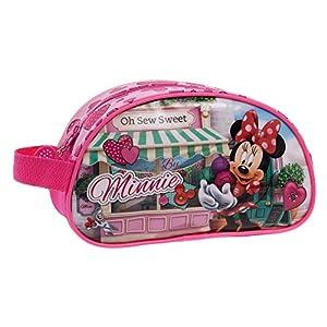 Disney Minnie Sew Neceser Adaptable, litros, Multicolor