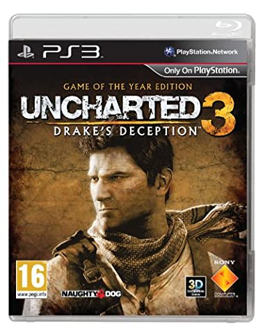 Uncharted 3, Drake's Deception (Game of the Year) [PEGI]
