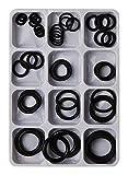 Kraftmann - Set Di Guarnizioni O-Ring Da 50 Pezzi, Ø 5-20 Mm