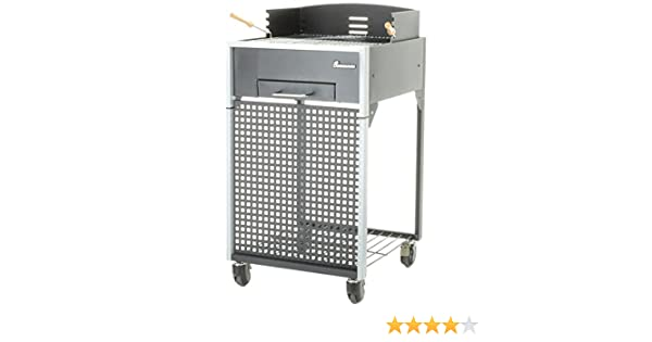 Landmann Gasgrill Working Station : Landmann land work station houtskool bk amazon garten