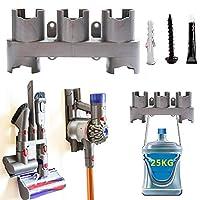 quanju cheer Brush Stand Storage Holder Rack Dock Station for Dyson V7 V8 V10 Vacuum CleanerHousehold Cleaning Tool