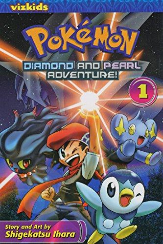 Pokemon Diamond and Pearl. Volume 1