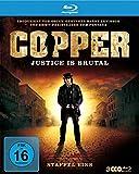 Copper - Justice Is Brutal/Staffel 1 [Blu-ray]