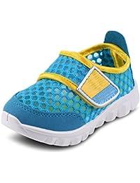 HENGSONG Garçon Fille Mesh Chaussures Sport Chaussures pour Enfants