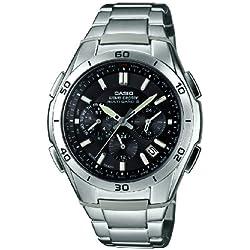 Casio Reloj Analógico de Cuarzo para Hombre con Correa de Acero Inoxidable – WVQ-M410DE-1A2ER