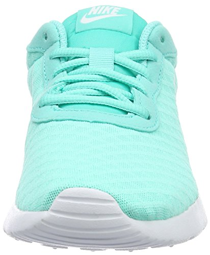 Nike Wmns Tanjun Se, Chaussures de Running Entrainement Fille Multicolore (Turquesa/hyper turq/white)