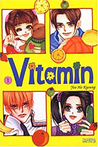 Vitamin Edition simple Tome 1