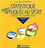 Statistique vraiment appliquée au sport - Cours et exercices