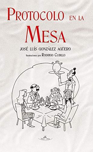 Protocolo en la mesa de [José Luis González Agüero]
