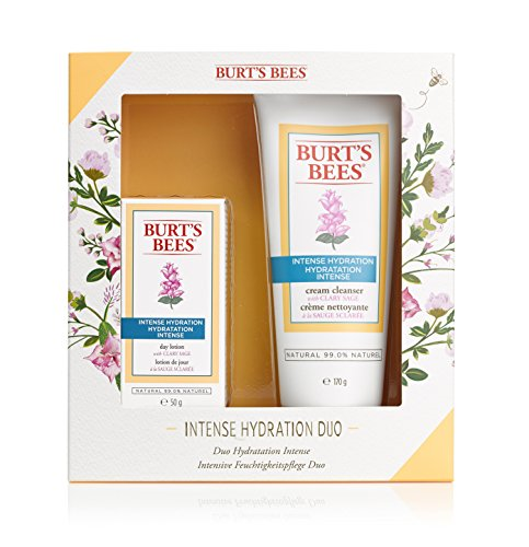 Burt's Bees Intense Hydration Duo – 2-Piece Gift Set