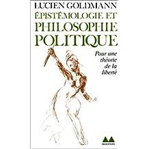 Epistémologie et philosophie politique : Pour une théorie de la liberté