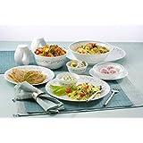 Corelle Livingware Country Cottage Dinner Set,  21-Pieces