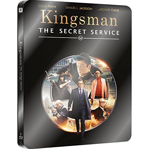 Bild von kingsman - secret service (steelbook limited edition) (blu ray)