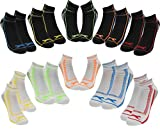 Slazenger Mens Sports Trainer Ultraflex Socks Size 7-11 UK / 40-45 EU