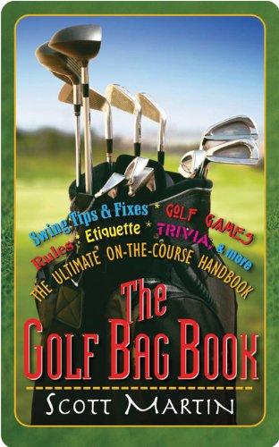 The Golf Bag Book